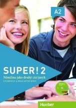 SUPER! 2 - NOVINKA ROKU PRO NĚMČINÁŘE NA SŠ!