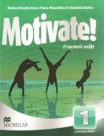 MOTIVATE! - UČEBNICE ANGLIČTINY PRO 2. STUPEŇ ZŠ A VÍCELETÁ GYMNÁZIA