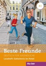 DVĚ NOVINKY K BESTE FREUNDE - FERIENHEFT A LESEHEFT: GEHEIMNIS IM HOTEL