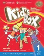 KID'S BOX SECOND UPDATED EDITION